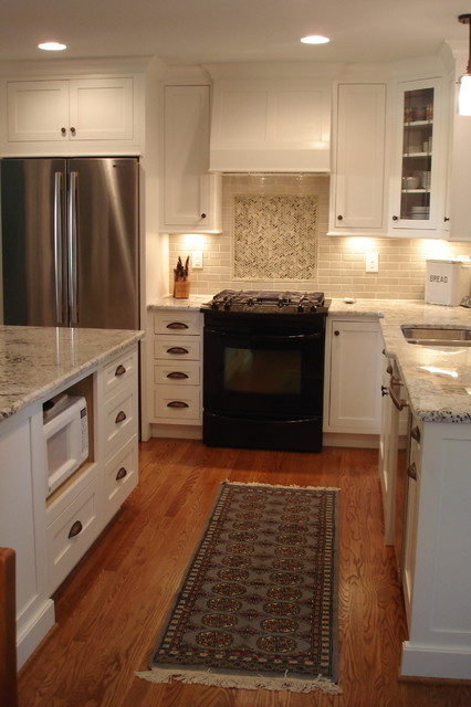 Tanglewood Kitchen Remodel traditional-kitchen