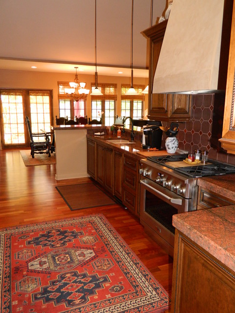 Tanoan remodel eclectic-kitchen