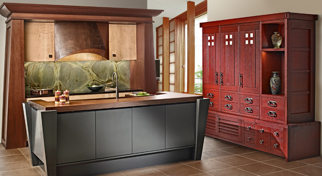 Asian Kitchen Cabinets - cosbelle.com