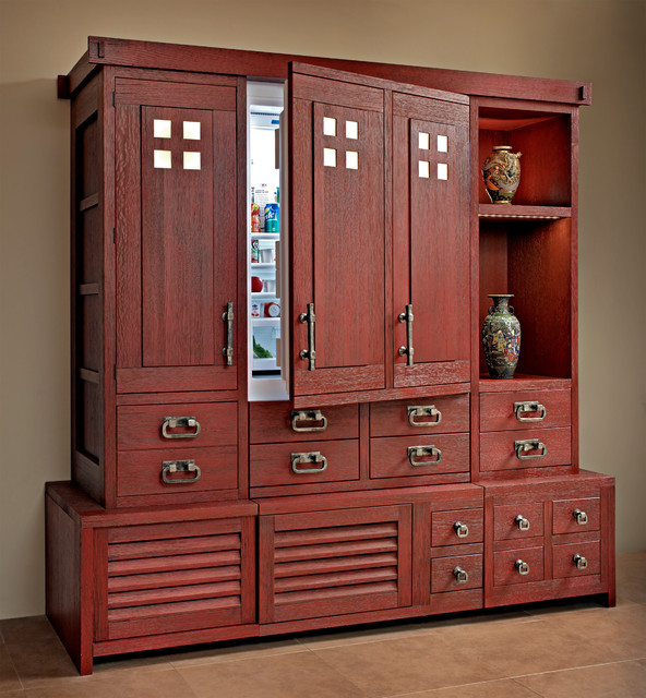 Japanese Kitchen Cabinets: By Quality Custom