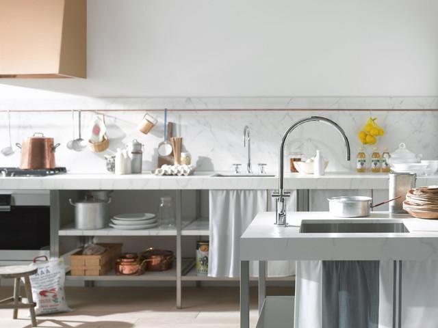 Tara Kitchen By Dornbracht Modern Kitchen Chicago By Studio41 Home Design Showroom,Party Wear Latest Earrings Design 2020