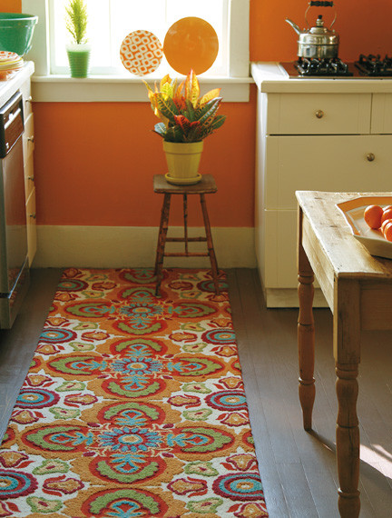 Tara Runner - traditional - rugs - boston - by Company C