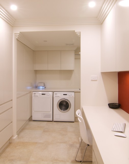 Taren point project modern laundry room sydney by for Outdoor furniture taren point
