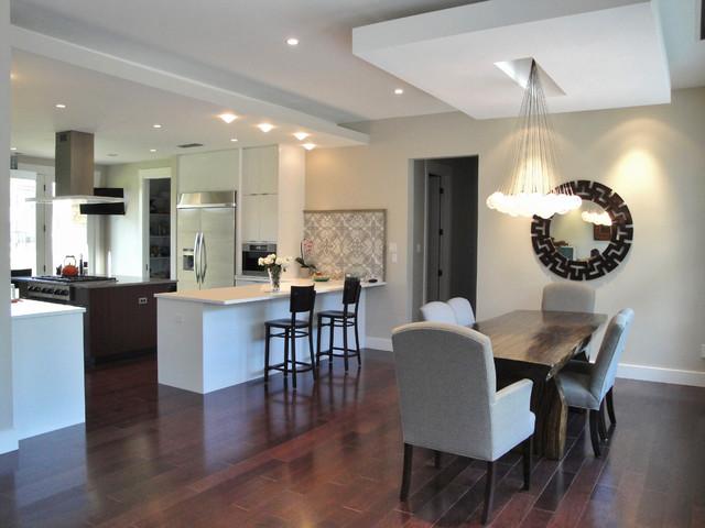 Kitchen Gypsum Ceiling Design. Tarrytown Residence contemporary kitchen