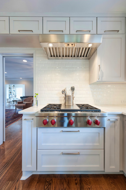 Tarrytown Traditional traditional-kitchen