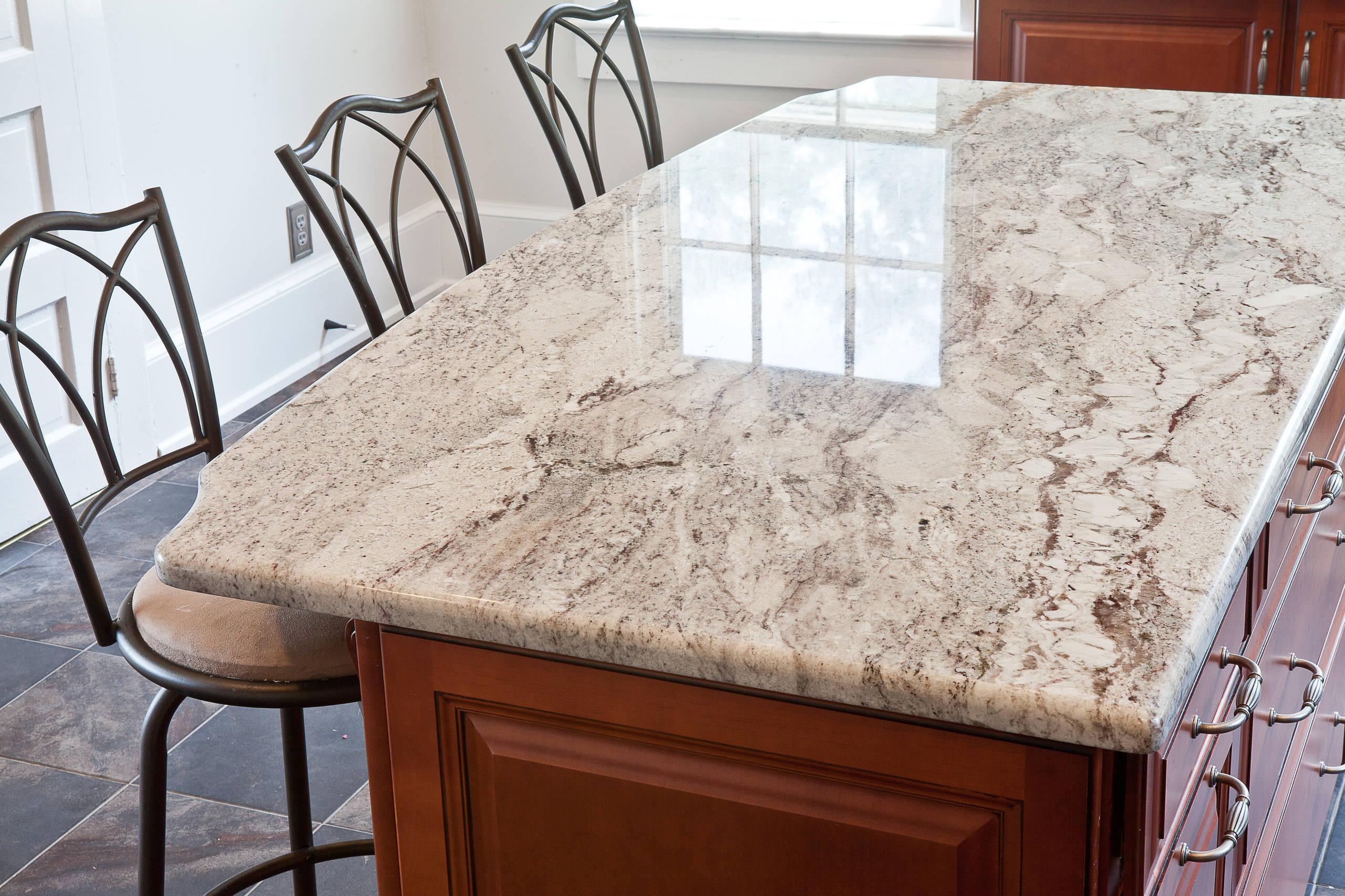 Gray And White Granite Houzz