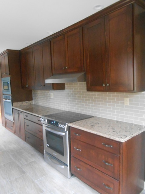 Taylor Kitchen - Transitional - Kitchen - Other - by Before and After ...