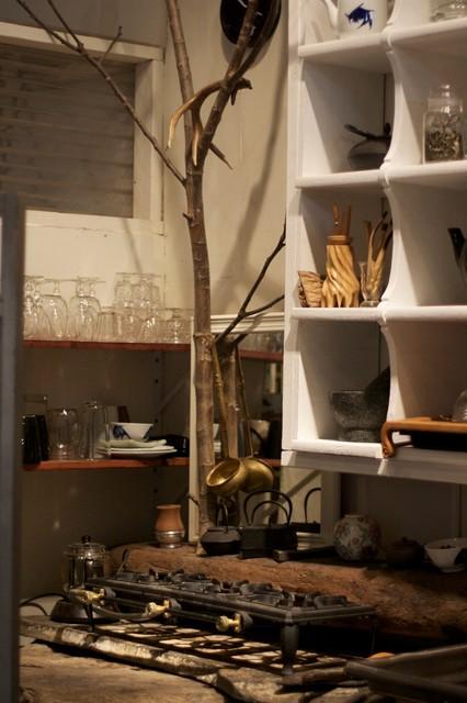 Tea Shop Re-Design eclectic-kitchen