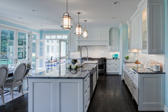 teague / drury kitchen - traditional - kitchen - chicago - by