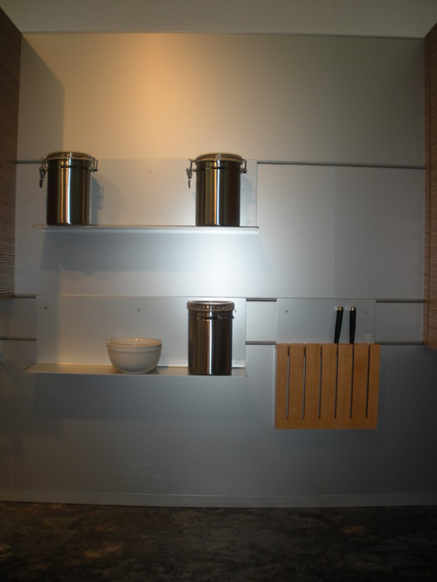 Teak Kitchen- Poggen Pohl contemporary-kitchen