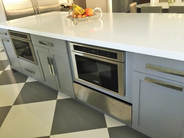 Teaneck Nj Adelphi Custom Kitchen Industrial Kitchen New York By Wholesale Kitchen Center Inc