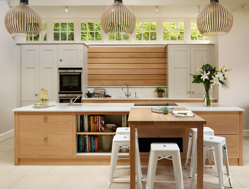 Renovation of an arts & crafts house