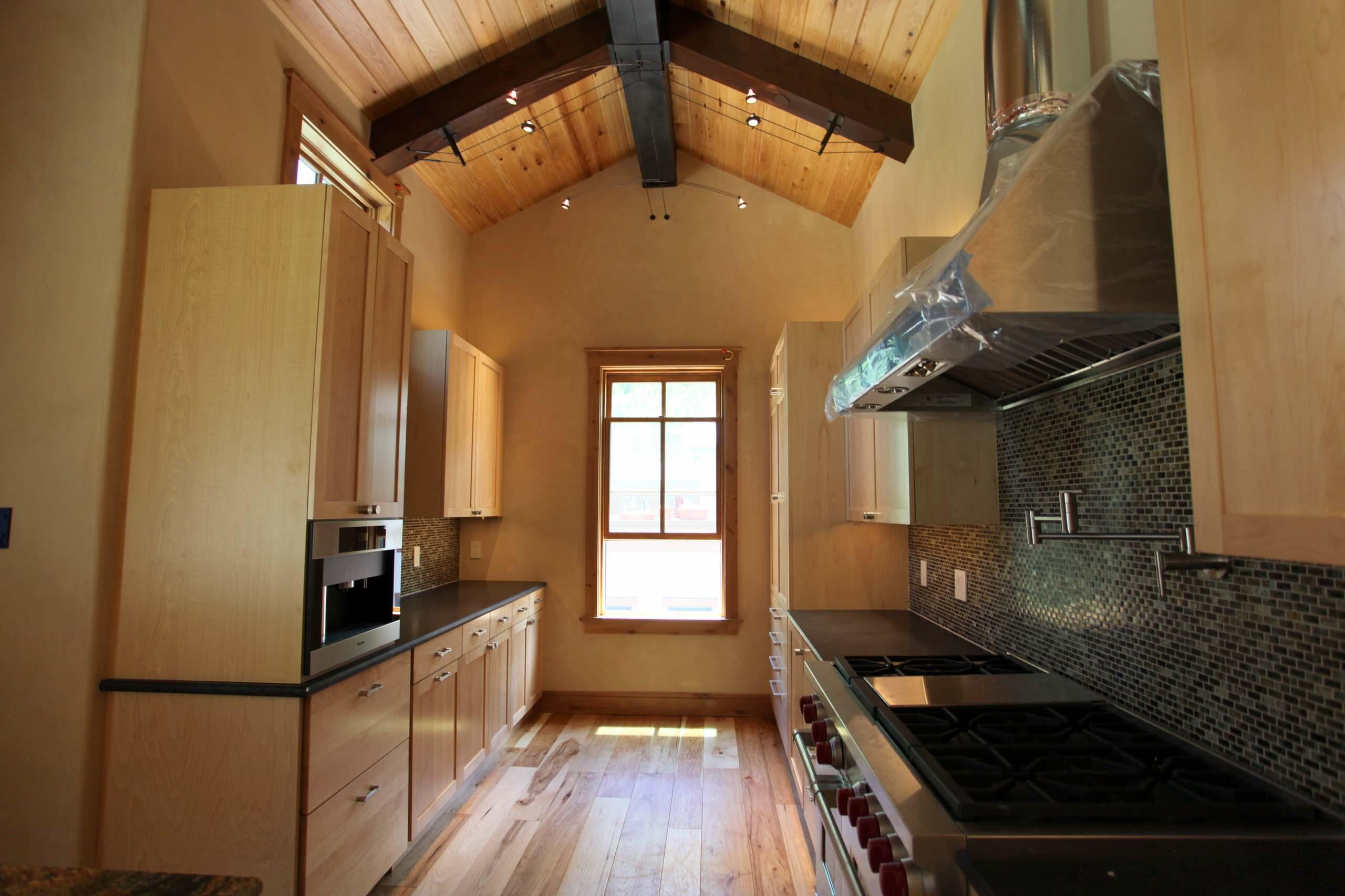 Telluride Condominium Kitchen