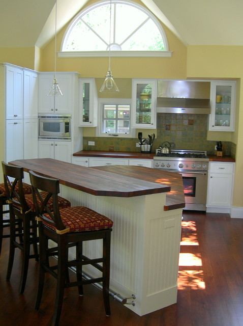 Galena Residence traditional-kitchen