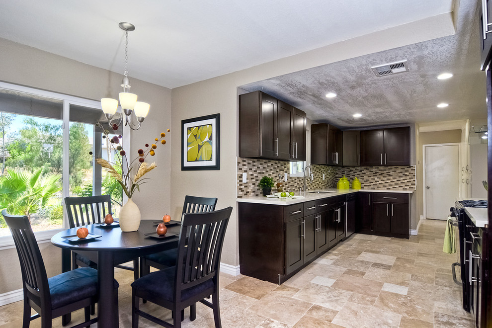 Temecula Stage - Transitional - Kitchen - San Diego - by ...