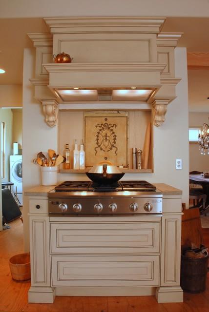 Templeton traditional-kitchen