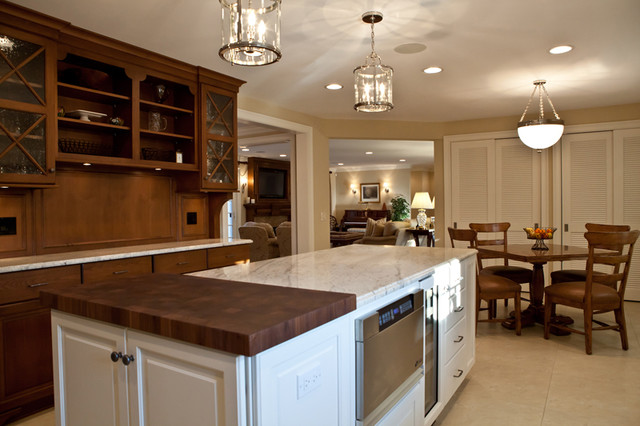 Tennant Residence contemporary-kitchen