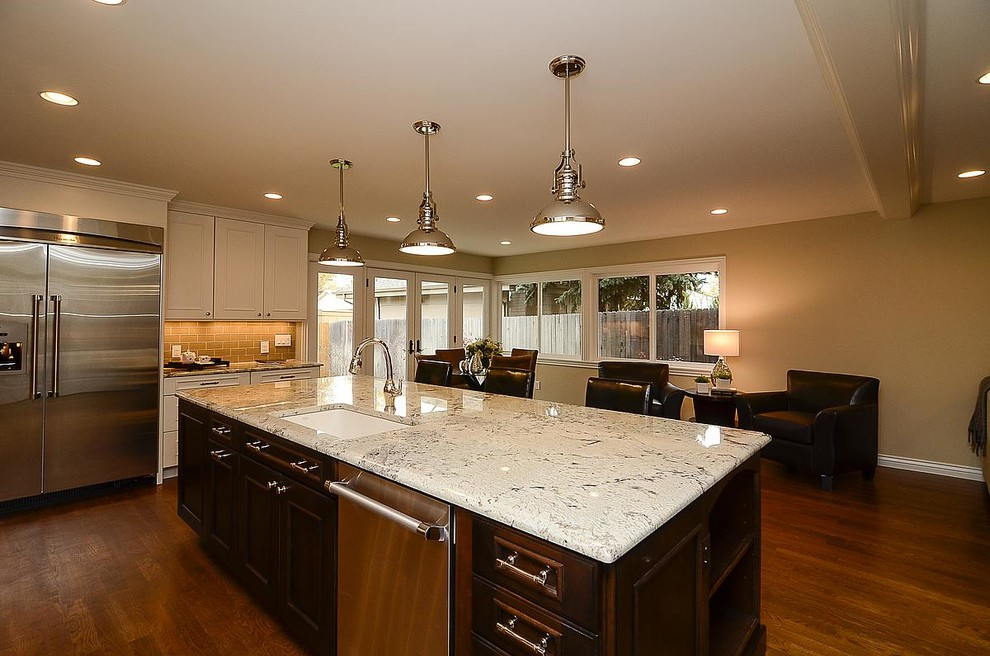 Tennessee Kitchen - Traditional - Kitchen - Orlando - by ...