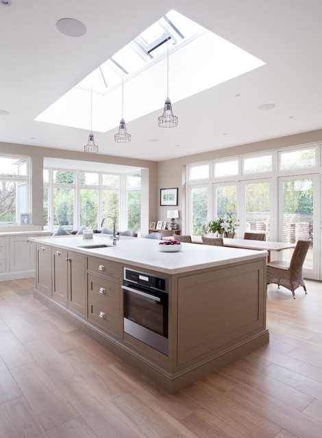 Terenure Transitional Kitchen Dublin By Woodale