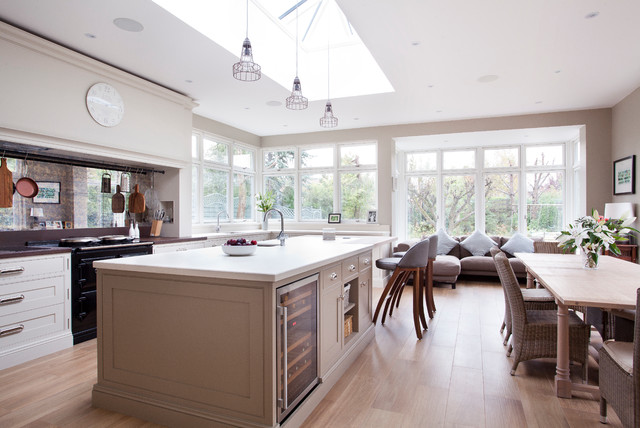 Terenure Contemporary Kitchen Dublin By Woodale