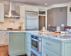 Teri Turan contemporary kitchen