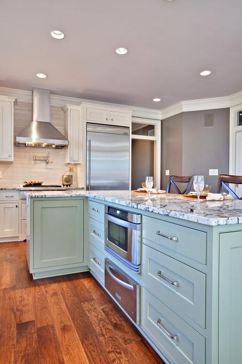 Contemporary kitchen design by atlanta kitchen and bath teri turan