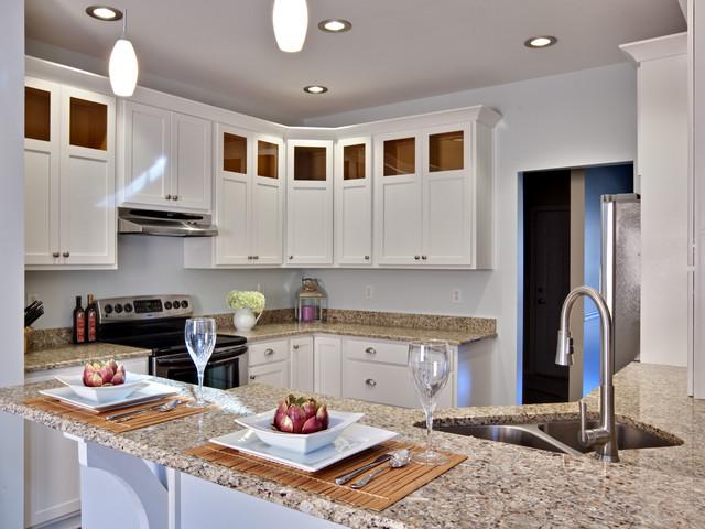Teri Turan contemporary-kitchen