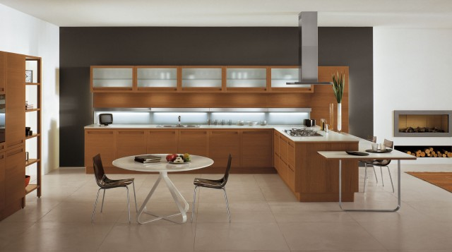 Image gallery snaidero kitchens for Snaidero kitchen