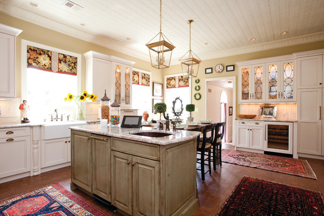 Terrell traditional kitchen