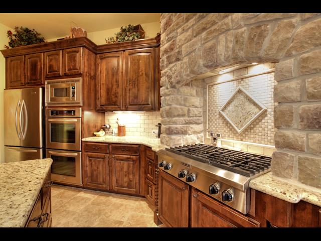 Texas Custom Home - Traditional - Kitchen - Houston - by Lambert Homes Inc.
