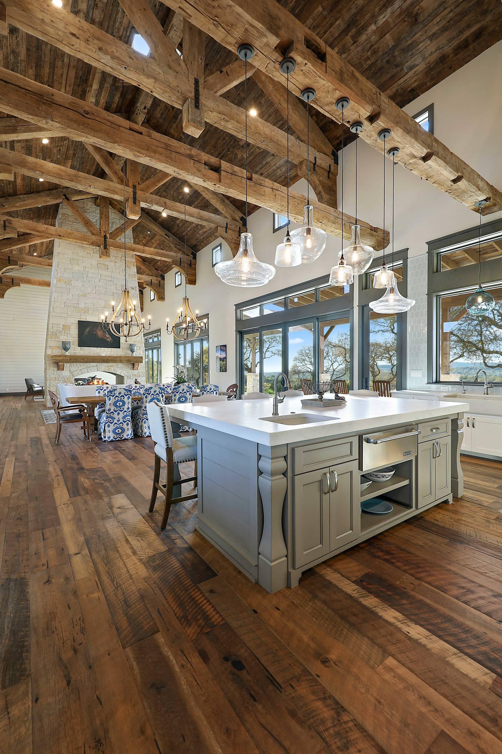 Barnwood Kitchen Ideas Photos Houzz