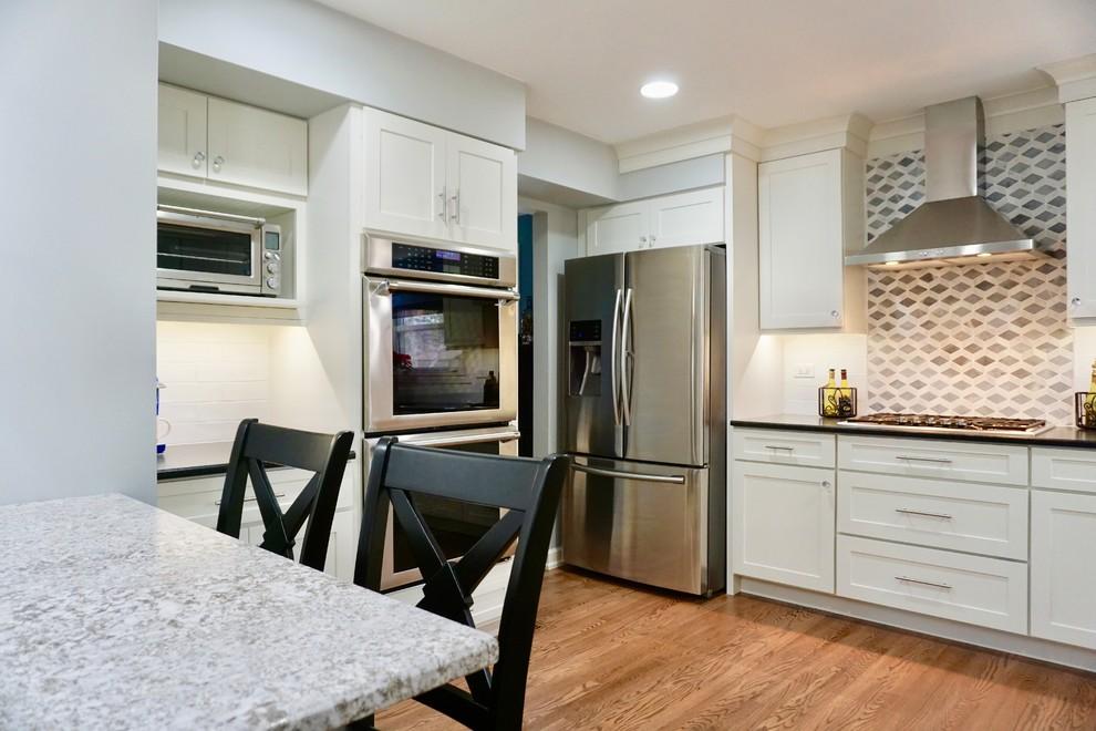 TGC Kitchen Remodel - Transitional - Kitchen - Chicago ...