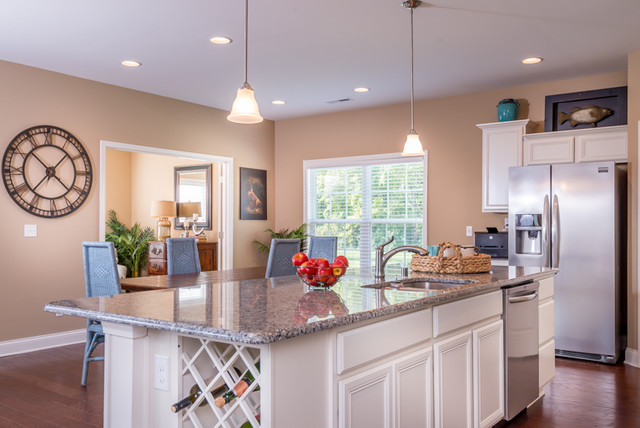 The Albany - Traditional - Kitchen - other metro - by Ball Homes