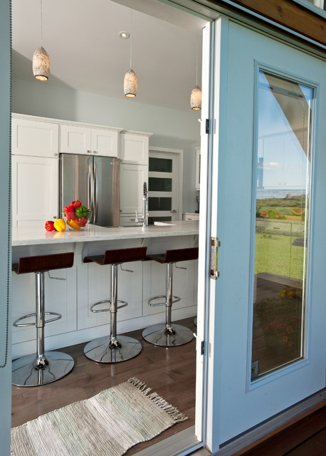 The Albion model beach-style-kitchen