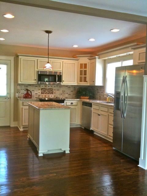 The Aldrich Group, LLC farmhouse-kitchen