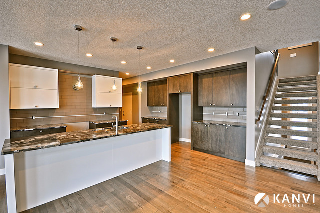 The Alloy contemporary-kitchen