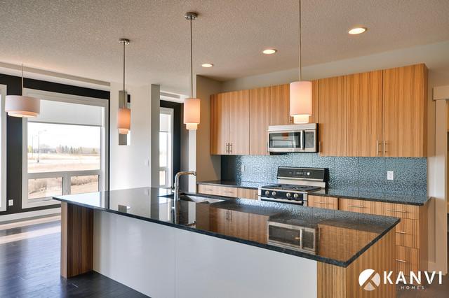 The Alloy modern-kitchen
