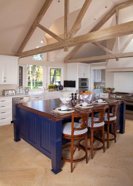 The American Dream kitchen