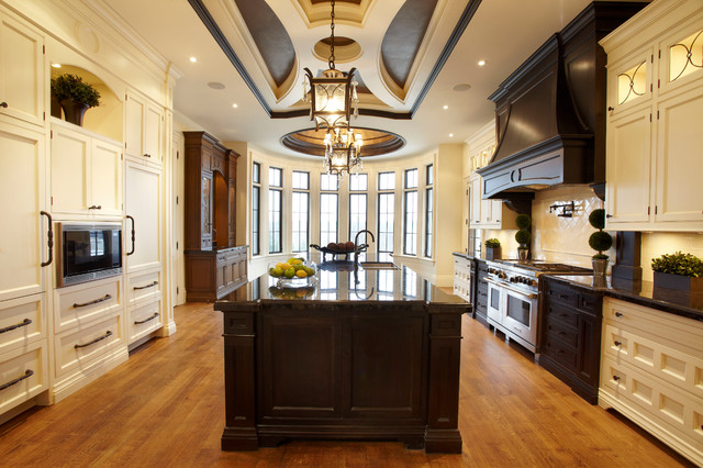 The Ancaster Estate traditional-kitchen