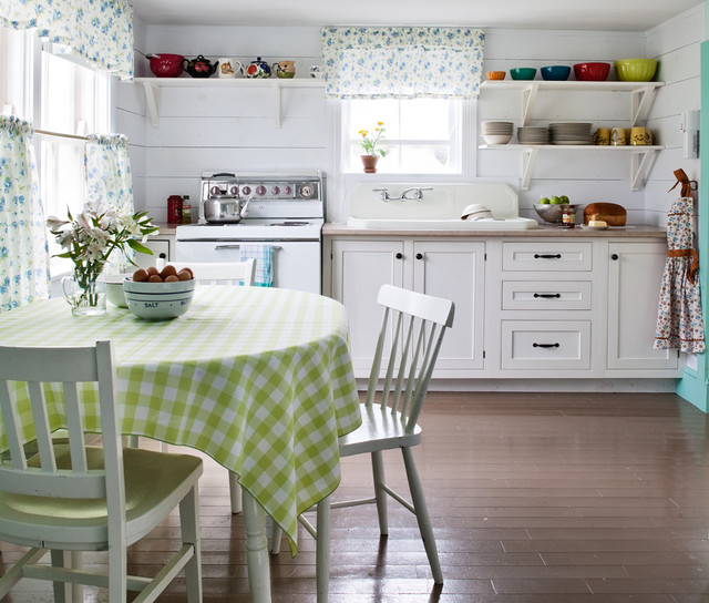 Shabby Chic Style Kitchen By CapeRace Cultural Adventures Part 63