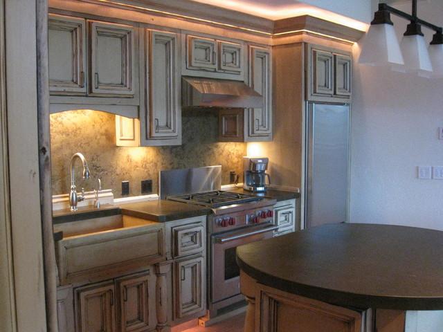 The Antique Kitchen kitchen