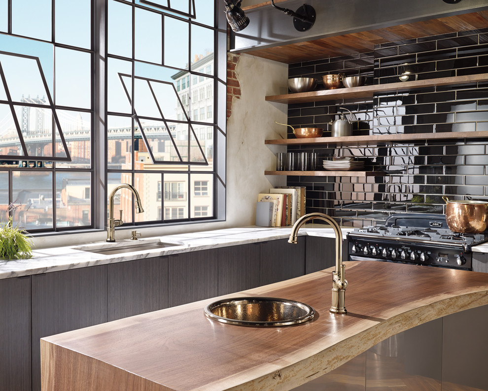 Inspiration for a kitchen remodel