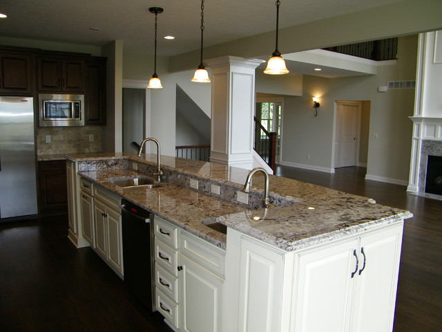 The Asheville's 2nd Hybrid traditional-kitchen