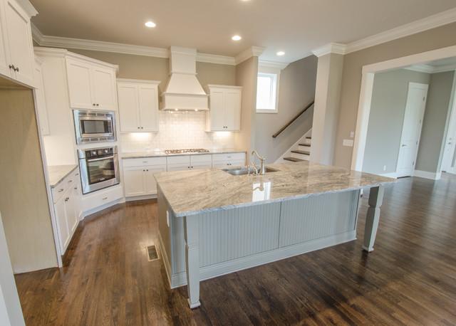The Ashland - Lot 1424 traditional-kitchen