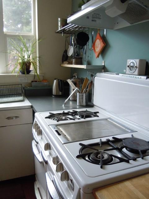 The Atelier of 7th Street - modern-kitchen