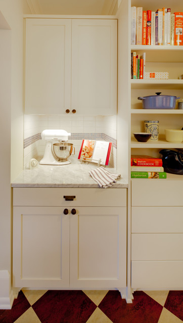 The Baking Center Traditional Kitchen Minneapolis By Msr Design