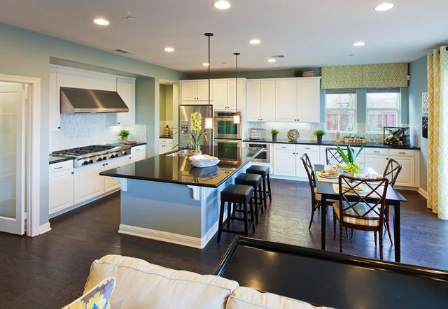 The Ballard Plan at Marisol at Ocean Ranch   Oceanside, CA contemporary-kitchen