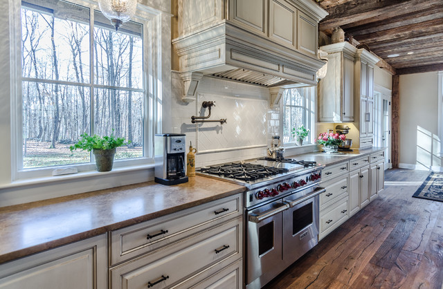 The Beauthaway in Connecticut - Kitchen - other metro - by MossCreek