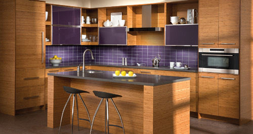 Kitchen Tiles Purple where can i shop for this & darker purple glass tile??? planning reno