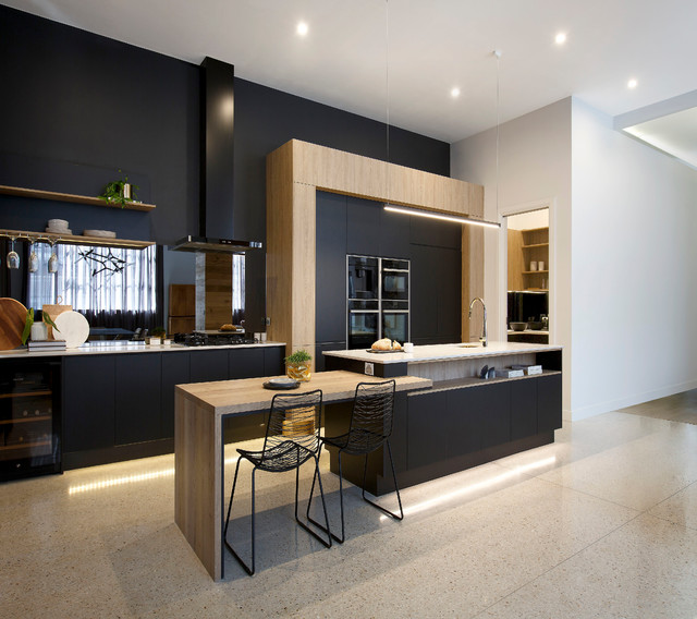 Kitchen Design Melbourne: The Block 2016- Karlie & Will